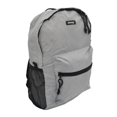 Foldable Backpack Gray 494