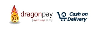 Dragonpay and COD Logo